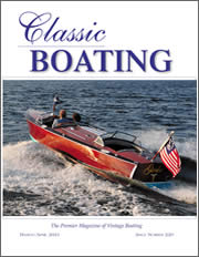 Classic Boating Magazine Subscription